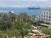 Club Hotel Eilat - View above