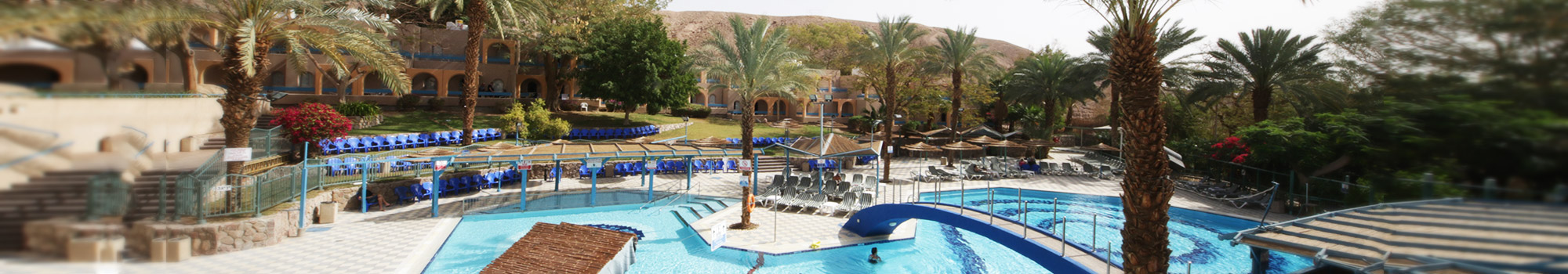 Club In Eilat  Israel - The pool