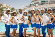 Entertainment team, Club Hotel Eilat