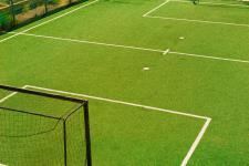 Junior soccer courts, Club Hotel Tiberias