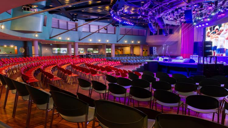 Conference Hall, Club Hotel Eilat