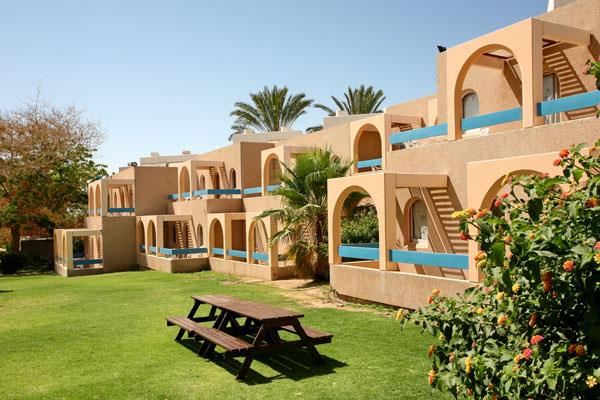 Lawns at Club Inn Eilat