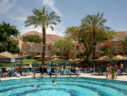 Club Inn Eilat - Swimming Pool