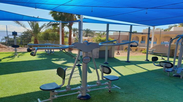 Outdoor Gym, Club In Eilat