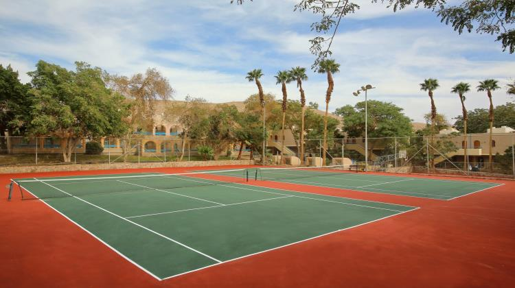 Tennis Court, Club In Eilat